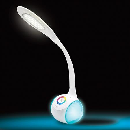 Parlante Inalámbrico Music Lamp con RGB Night Light